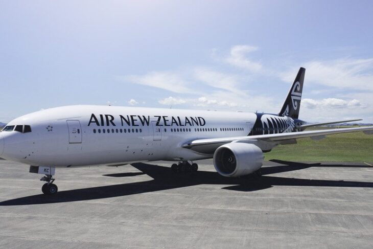 Trip to Auckland by the Air New Zealand reservations team