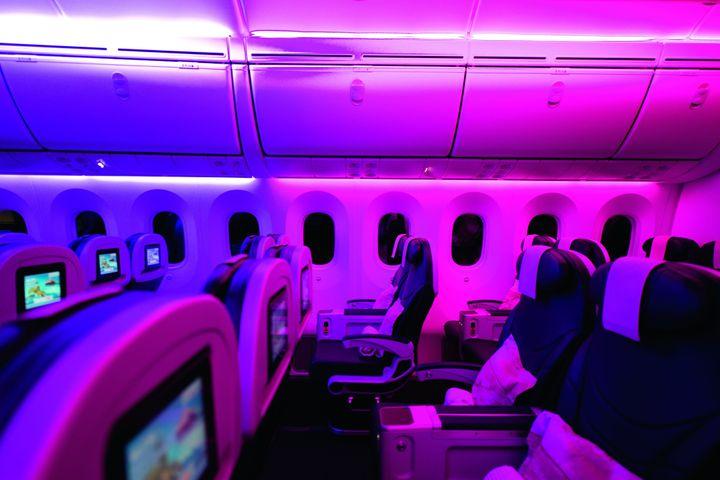 Life Hack: Get an Airplane Seat Organizer