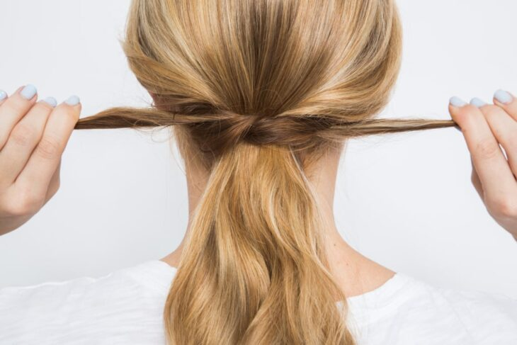 Hair Hacks For a Better Ponytail