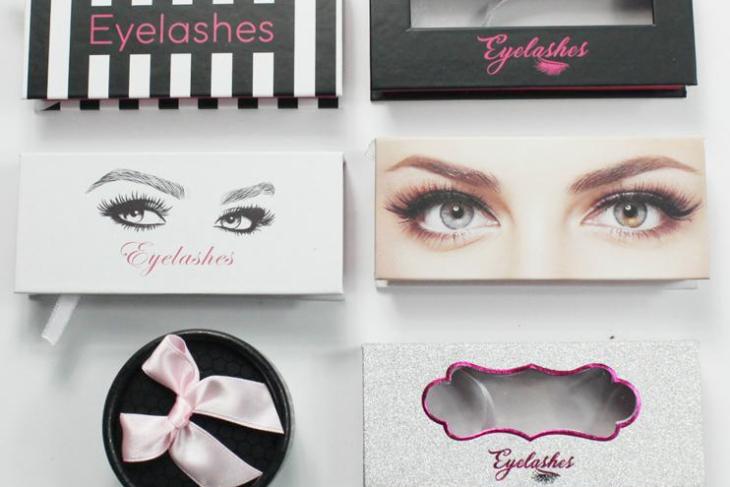 Wholesale eyelash Sustainable Packaging Pays off