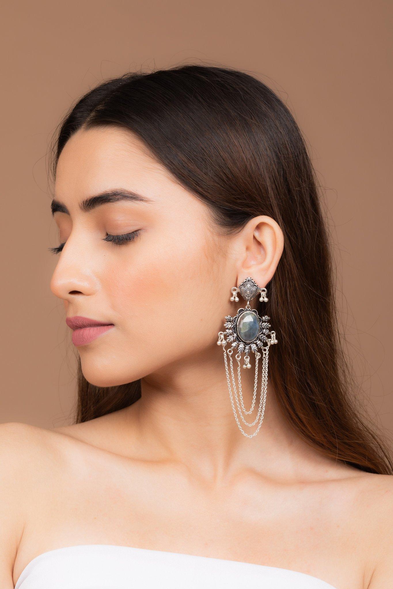 Long Dangler Earring