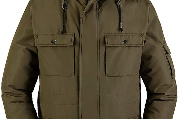 Types of materials used in winter jackets and steps to buy jackets from online shopping.
