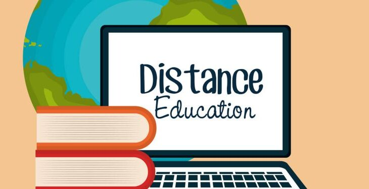 Which is the best university for M com distance learning?