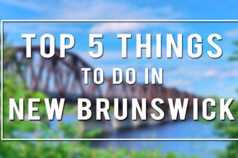New Brunswick attractions