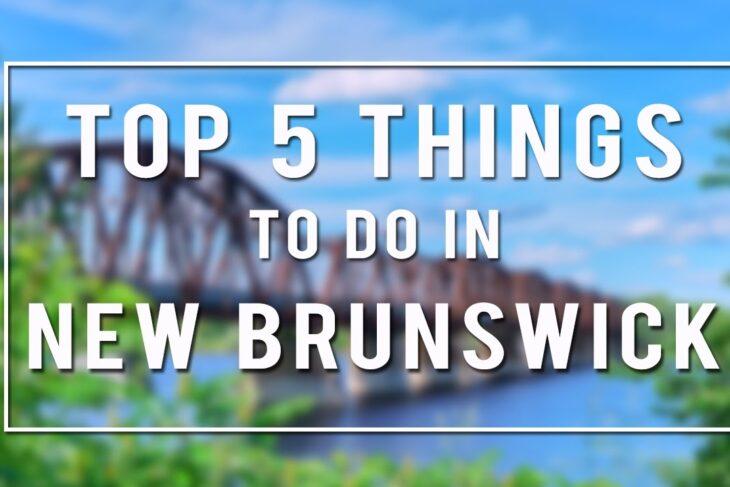 Tourism in New Brunswick, NJ 2021
