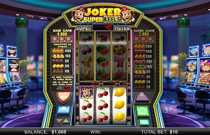 The Joy of Playing a Joker Slots Slot Machine
